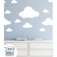Clouds Wall Art