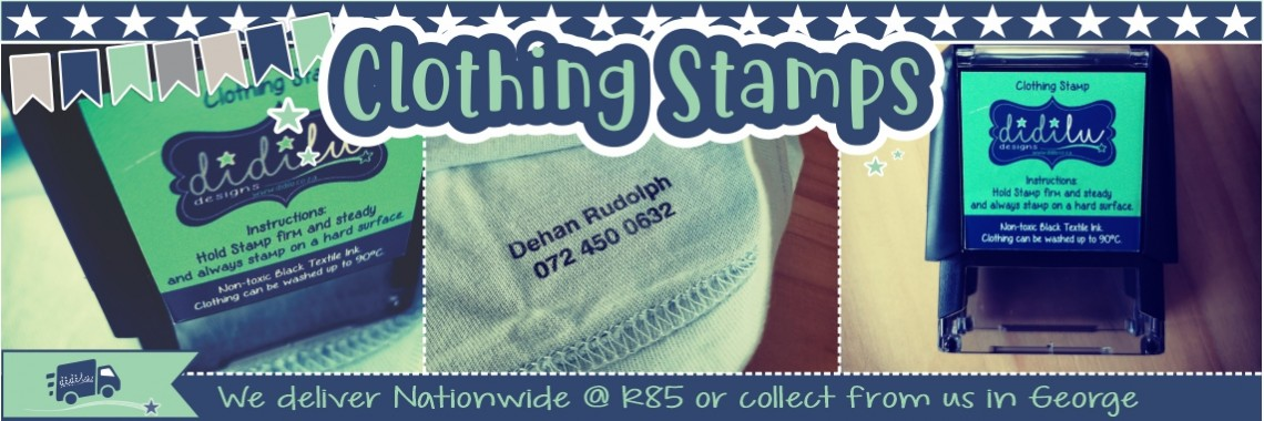 Clothing Stamps