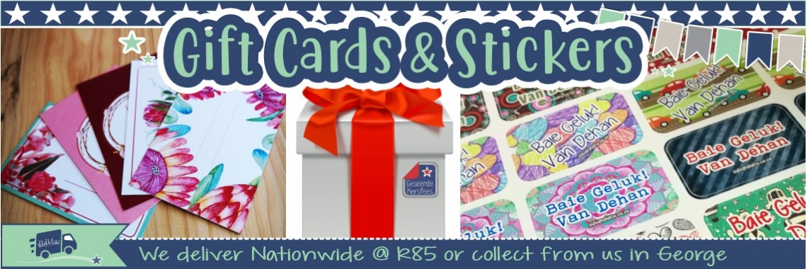 Gift Stickers & Cards